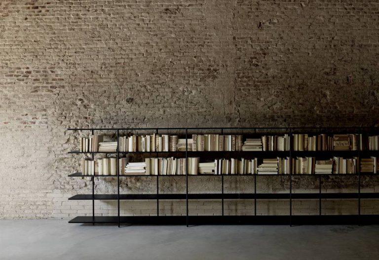 Libreria AERO Living Divani Crescente Arredamenti 0